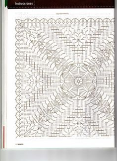 crochet labores creativas 18 puntadas - Rosana Mello - Álbuns da web do Picasa