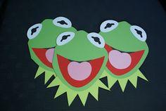 Kermit Invites