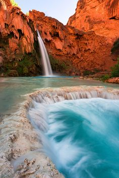 Photograph Havasu Falls by Mark Gvazdinskas on 500px
