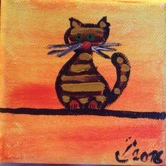 Cat by Seelenbilder on Etsy