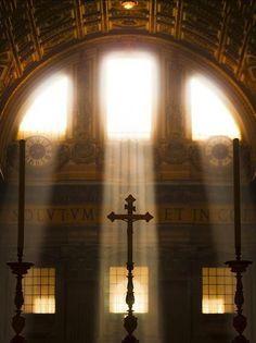 Inspiring. Catholic Art, Roman Catholic, Religious Art, Les Religions, Church Architecture, Place Of Worship, Kirchen, Jesus Christ, Faith