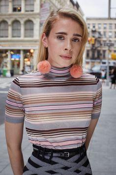 "25 new york women talk beauty | i-D x Bobbi Brown | Natasha Nunez, 26 ""It doesn"
