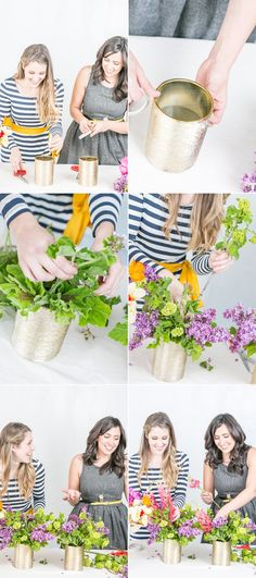 I'm thrilled to have Samantha, creator and owner of the chic Los Angeles-based floral company Primary Petals, sharing her floral arranging tips to creating event-worthy arrangements! She's incredibly talented and SO much fun to hang with! We had a blast putting together these stunning, colorful flowers and I learned some great tips and steps from...readmore