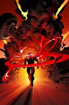 Cyclops by Stuart Immonen