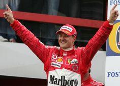 Michael Shumacher, win again! Michael Schumacher, Roy Jones Jr, Champions, Formula One, Good People, Race Cars, Motivational Quotes, Inspiring People, Auto Racing