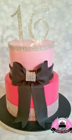 Sophisticated Sweet  Cake Ideas For Girls Sweetbirthday - Sweet 16 birthday cakes