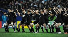 The New Zealand All Blacks perform the haka prior to the start of their Rugby World Cup Pool A match against Japan at Waikato Stadium in Hamilton, New Zealand, on September New Zealand went on to win with a score of (AP Photo/Ross Land) # All Things New, Wild Things, Recent Earthquakes, All Blacks Rugby Team, Rugby Games, New Zealand Rugby, Rugby World Cup, September 16, The Beautiful Country