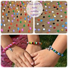Handicrafts on children's birthday – this is always a good idea for the little guests … - Diy Crafting Perler Beads, Fuse Beads, Crafts To Do, Bead Crafts, Crafts For Kids, Holiday Program, Pony Beads, Bead Art, Kids And Parenting