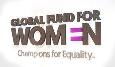 Global Fund for Women Logo Global Fund, Logos, Women, Logo, Woman