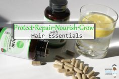 Nourish your hair from the inside out with a hair growth supplement from Hair Essentials.