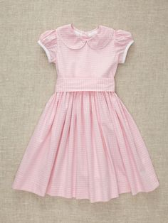 I just LOVE little girls' dresses!!!