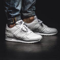 premium selection 0837c 1b827 adidas ZX 700 (white   grey) - 43einhalb Sneaker Store Fulda Adidas Zx 700