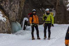 Ice Climbing Meeting Marmolada: Ice climbers  Pic: Matteo Nesello #dolomiti #dolomites #dolomiten #dolomitistars #dolomitiorg #marmolada #iceclimbingmeeting #serraidisottoguda #arrampicatasughiaccio #iceclimbing