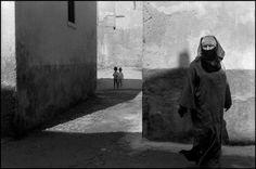 MOROCCO—1991.  © Abbas / Magnum Photos