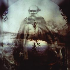 In this series, King-Smith has superimposed archival images over her own photographs of the Victorian landscape. Parts of the image have been painted over, then the whole rephotographed and printed in large-scale Cibachrome. Contra to the reductions of anthropological classification, the artist remystifies the land by literally haunting it. Yet while the images seek to animate the equation of land and self that is so central to Aboriginal culture, they do not so much present 'patterns of…