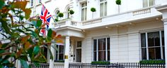 The Royal Park Hotel **** Boutique hotel in the heart of London offers a luxurious safe haven from the incredible energy of the city centre.