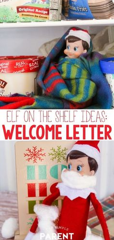 Kick off your holiday traditions with a free printable Elf on the Shelf letter to kids! Whether you need an arrival letter, welcome back letter, or a goodbye letter, these are some easy ideas to try! Christmas Crafts For Adults, Christmas Elf, All Things Christmas, Crafts For Kids, Christmas Ideas, Winter Activities For Kids, Christmas Activities, Elf On The Self, The Elf