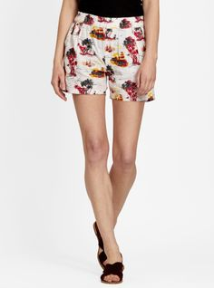 Couverture and The Garbstore - Womens - Bellerose - Casak Shorts Festival Essentials, Trunks, Shorts, Swimwear, Shopping, Holiday, Summer, Women, Fashion