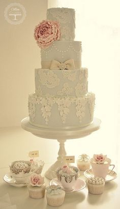 Indian Weddings Inspirations cake - Google Search