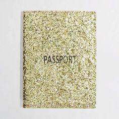 Pinterest ... Passport to the world !!!  #awesome #gold #passport