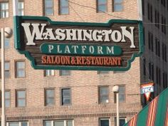 The Best Places to Eat  Washington Platform Saloon & Restaurant    Dining and a bar in a restored turn-of-the-century saloon. Specializes in oysters.