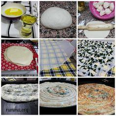 çarşaf böreği - rumma