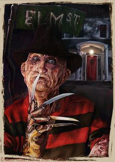 Freddy Krueger 14' by Bigboithomas84 on DeviantArt