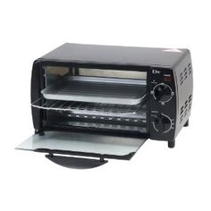 Maxi-Matic Elite Cuisine 4-Slice Toaster Oven Broiler  Product Dimensions: 9 x 12 x 15.4 inches ; 7 pounds
