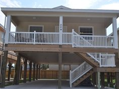 House vacation rental in Port Aransas, TX, USA from VRBO.com! #vacation #rental #travel #vrbo
