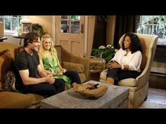 Carrie Underwood and Mike Fisher's First Kiss - Oprah's Next Chapter
