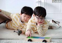 Daehan and Minguk study together Superman Kids, Man Se, Song Triplets, Song Daehan, Cute Kids, Sons, Baby, Angels, Korea