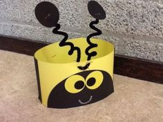 free bee craft idea (11)
