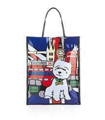 View the Pop Art Pup Medium Shopper Bag