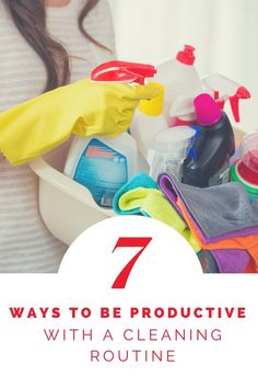 This cleaning schedule is just what I need to stay focused and productive with my weekly routine.