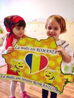 1 Decembrie, Kindergarten, Flag, History, Romania, Pictures, Science, History Books, Historia