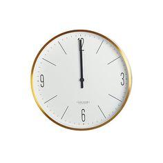 House Doctor Couture klok Couture (ø30 cm)? Bestel nu bij wehkamp.nl