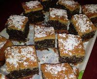 Fincsi receptek: Mákos sütemények Poppy, Food, Essen, Meals, Yemek, Poppies, Eten