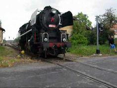Štokr 556 0506 Prague Spring, Steam Locomotive, Trains, Childhood, Infancy, Early Childhood