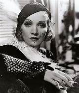 Marlene Dietrich in Dishonored