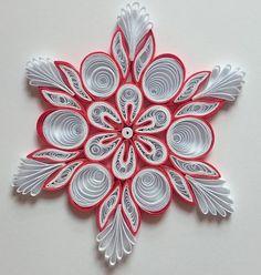 Dekorácie - Vianočná hviezda/dekorácia - 7423899_