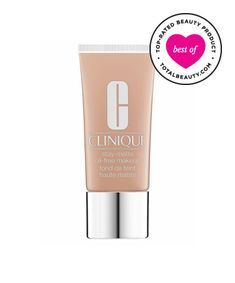 Best Foundation for Oily Skin No. 6: Clinique Stay-Matte Oil-Free Makeup, $24
