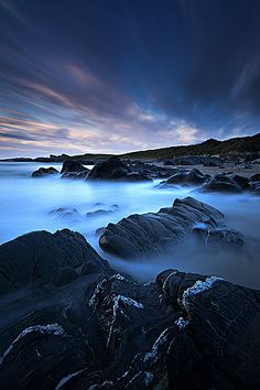 Saligo Bay, Rhinns of Islay - Scotland