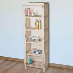 5-tier Wood Storage Shelving Rack With Removable Cover