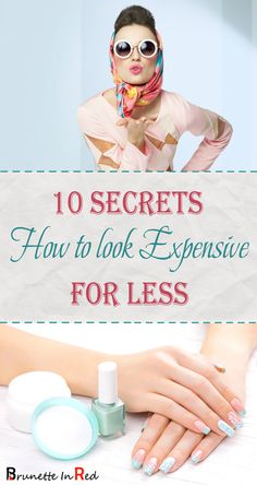 Want to know how to look expensive without spending extra? Check it out! #womensfashion #budget