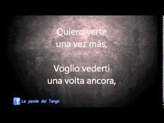 QUIERO VERTE UNA VEZ MÁS - Francisco Lomuto - Traduzione in italiano