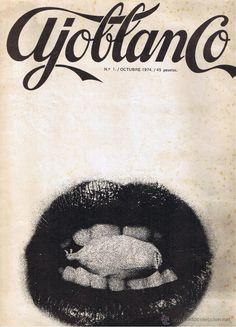 AJOBLANCO - Nº 1 - OCTUBRE 1974 - Foto 1