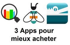 APPS ECOLO - Une sélection des meilleures applis écolo.  http://actionecolo.fr/blog/les-meilleures-apps-ecolo.html