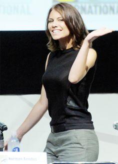 Lauren Cohan, SDCC