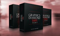 Graphics Diamond Box V2 is a magnificent collection of 5-star quality marketing graphics and templates that will amaze your subscribers! Most of the graphics are brand new, fresh