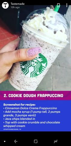 Secret Starbucks menu Secret Starbucks menu You are in the right place ab Starbucks Frappuccino, Starbucks Hacks, Healthy Starbucks Drinks, Starbucks Secret Menu Drinks, Starbucks Coffee, Yummy Drinks, Non Coffee Starbucks Drinks, Coffee Drinks, Starbucks Smoothie